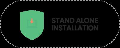 Stand Alone Installation